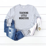 Teaching Little Monsters | Long Sleeve Graphic Tee