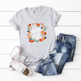 Today I Choose Joy | V-Neck Graphic Tee