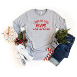 I Teach the Cutest Elves in the North Pole | Long Sleeve Crew Neck
