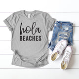 Hola Beaches | Short Sleeve Tee