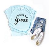 Amazing Grace | Short Sleeve Graphic Tee