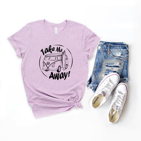 Take Me Away | Short Sleeve Tee