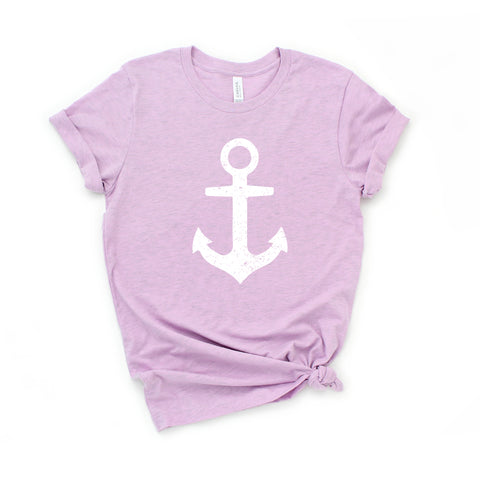 Anchor | Short Sleeve Graphic Tee