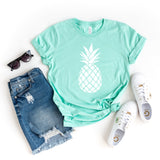 Pineapple Distressed | Short Sleeve Graphic Tee