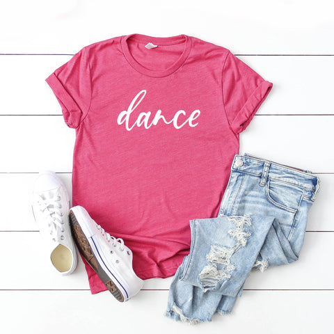 Dance | Short Sleeve Graphic Tee