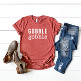 Gobble Gobble | Short Sleeve Graphic Tee