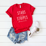 Stars and Stripes Forever | Short Sleeve Graphic Tee