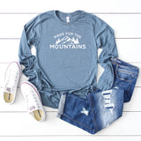 Full Time Mama | Long Sleeve Graphic Tee