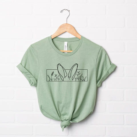 Bunny Ears | Short Sleeve Graphic Tee