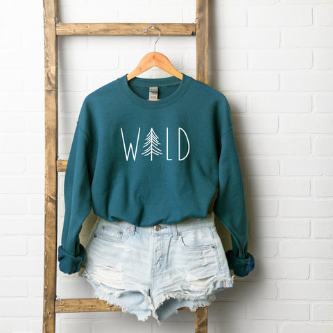 Wild Tree | Sweatshirt