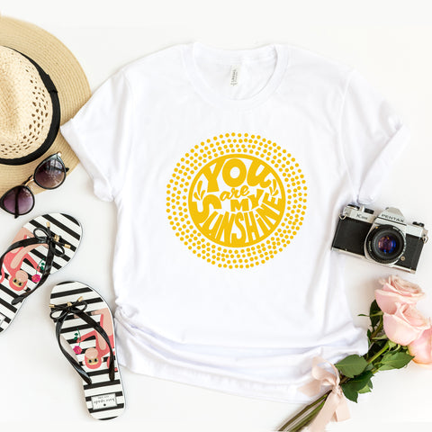 You are my Sunshine | Short Sleeve Graphic Tee