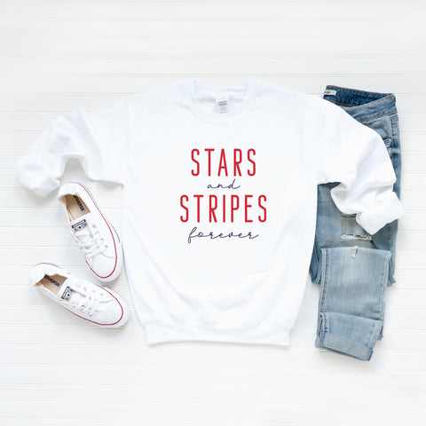 Stars and Stripes Forever | Sweatshirt