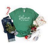 Believe in the Magic | Short Sleeve Graphic Tee