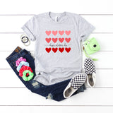 Happy Valentine's Day - Kids | Short Sleeve Graphic Tee