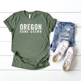 Oregon Home Grown | Short Sleeve Graphic Tee