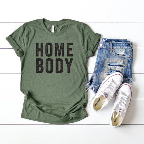 Homebody | Short Sleeve Graphic Tee