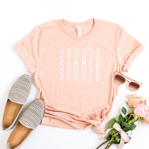 Summer Summer Summer | Short Sleeve Tee