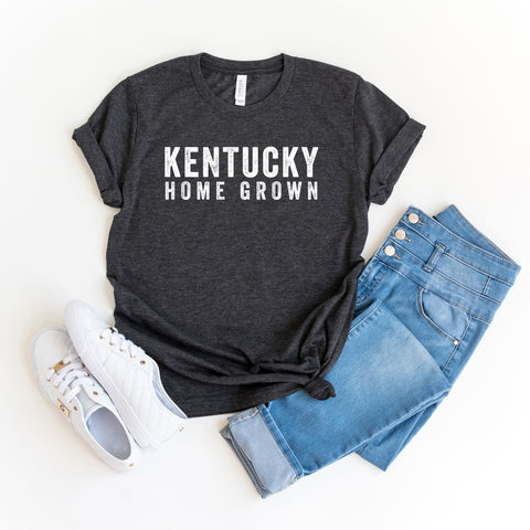 Kentucky Home Grown | Short Sleeve Graphic Tee
