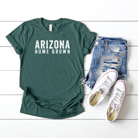 Arizona Home Grown | Short Sleeve Graphic Tee