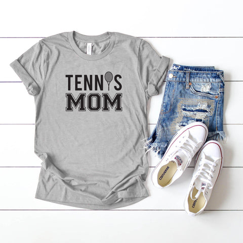 Tennis Mom | Short Sleeve Graphic Tee