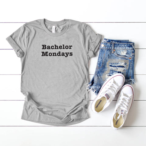 Bachelor Monday's | Short Sleeve Graphic Tee