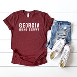 Georgia Home Grown | Short Sleeve Graphic Tee
