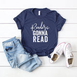 Readers Gonna Read Short Sleeve Graphic Tee
