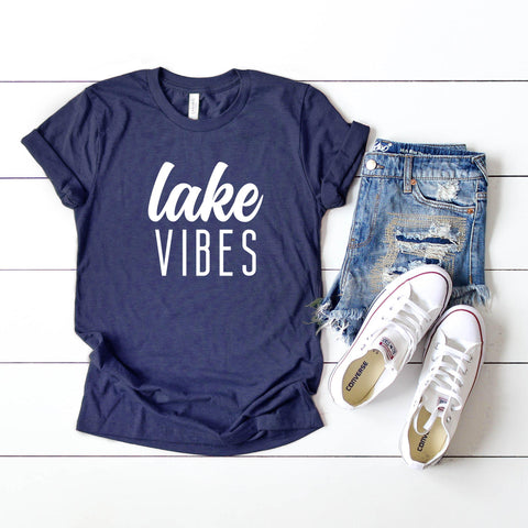 Lake Vibes | Short Sleeve Tee