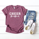 Cheer Mama | Short Sleeve Graphic Tee