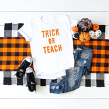 Trick or Teach | Short Sleeve Graphic Tee