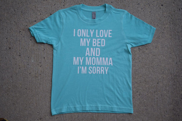 Bed & Momma Kids T-Shirt