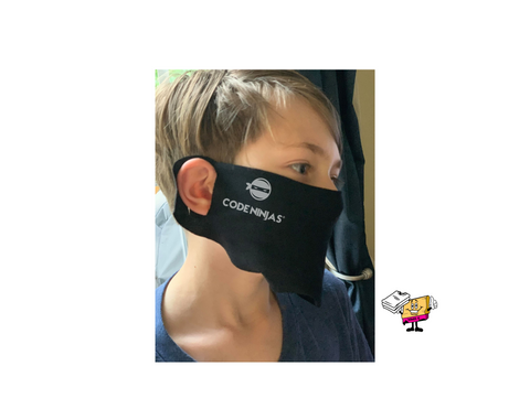 Custom Listing- Bulk Face Masks for Christina - Code Ninjas Tega Cay May 2020
