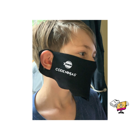 Custom Listing- Bulk Face Masks Code Ninjas Smyrna July 2020