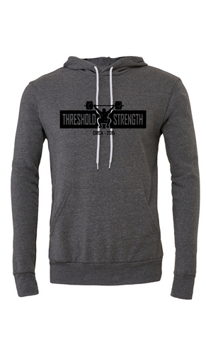 Threshold Strength Logo Hoodie