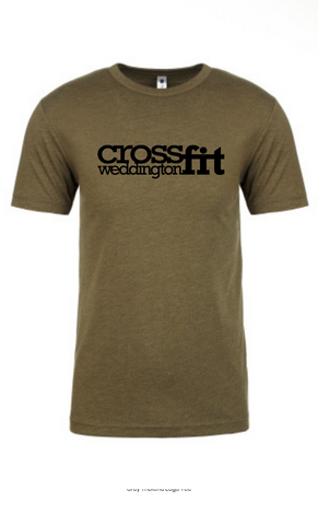 CrossFit Weddington Triblend T-shirt