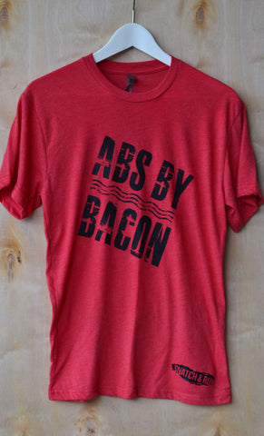Abs By Bacon T-shirt