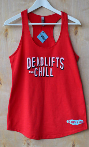 Deadlifts and Chill Tank
