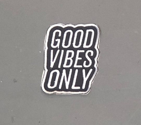 Good Vibes Patch 2020
