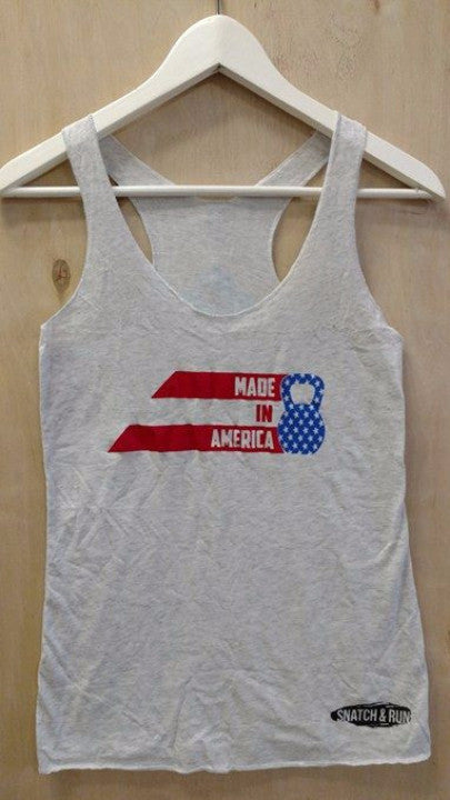 Made in America Womens Tank