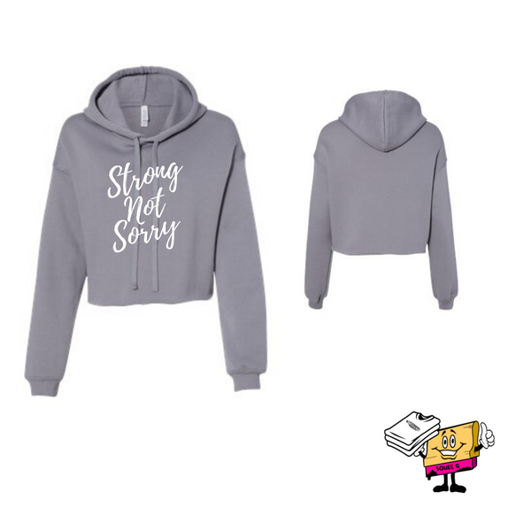 Custom Listing- Strong Not Sorry Feb 2020 3