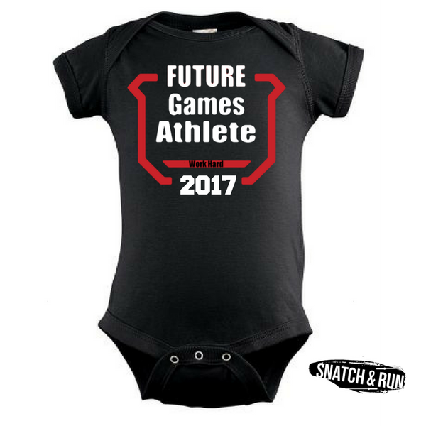 Future Games Athlete Infant Creeper Onesie
