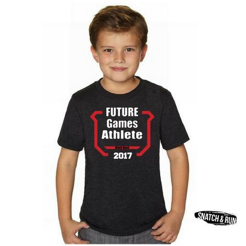 Future Games Athlete Kids T-shirt
