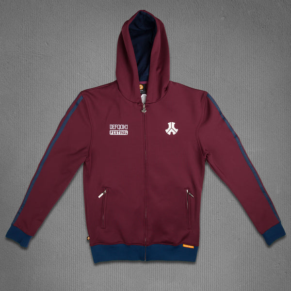 Q-dance_Defqon.1TrackJacket(Maroon)_1