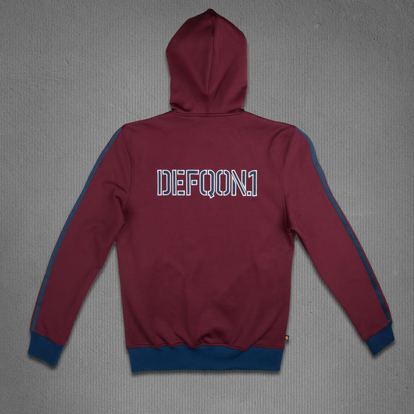 Q-dance_Defqon.1TrackJacket(Maroon)_