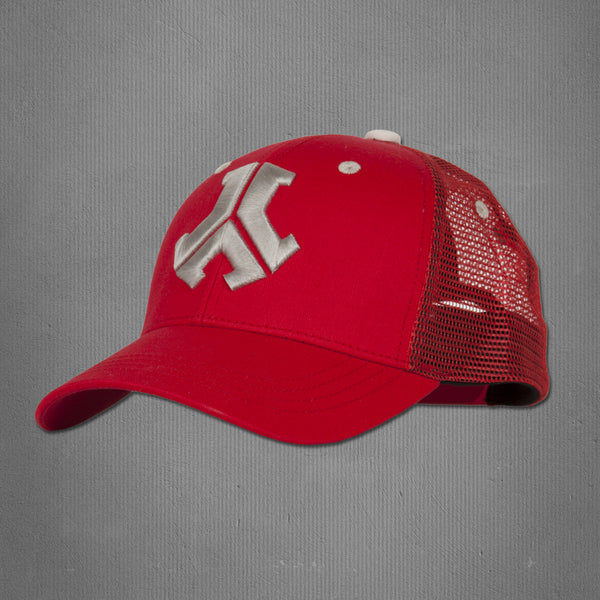 Q-dance_Defqon.1TruckerCap(Red)_1