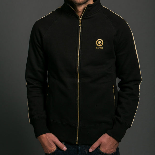 Q-dance_GoldZipperedJacket_1