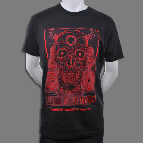Q-dance_RedSkullTee_1