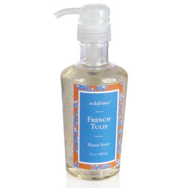 French Tulip Classic Toile Liquid Hand Soap