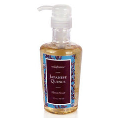 Japanese Quince Classic Toile Liquid Hand Soap