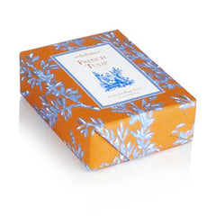 French Tulip Classic Toile Paper-Wrapped Bar Soap